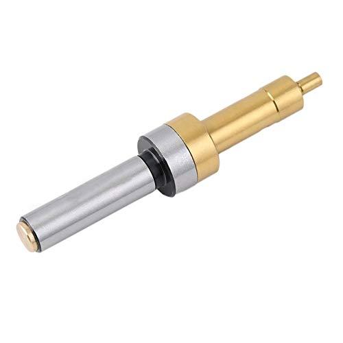 N / E Hochpräziser mechanischer Kantenfinder CE420 10 mm für Fräsdrehmaschine, Touch-Punkt-Sensor inkl. Fräser