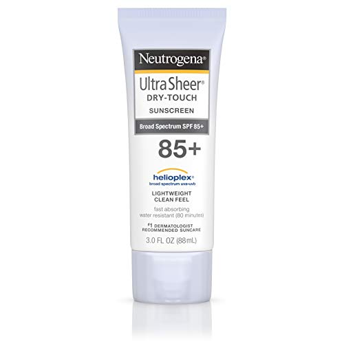 Neutrogena Ultra Sheer Dry-Touch Sunblock, Spf 85-88 ml (Sonnenschutz)