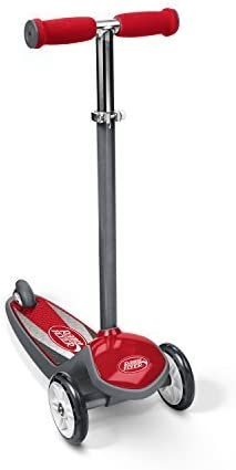 רדיו Flyer Color FX EZ Glider קורקינט 3 גלגלים אדום