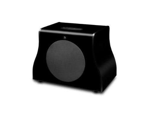 Boston Acoustics VPS 210 - Subwoofer, negro