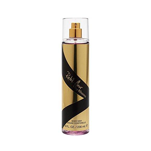 Rihanna Reb'l Fleur Spray Corpo 236ml, 1er Pack (1 x 236 ml)