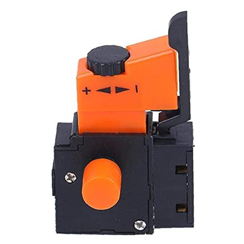 LONGJIQ Interruptor de Control de Velocidad Interruptor de activación de perforación eléctrica FA2-4 / 1BEK Taladre de Mano regulación regulación Ajustable para Taladro eléctrico Fantastic