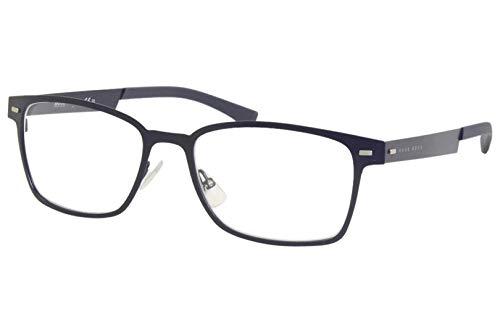 Hugo Boss Boss 0937 RCT 55 Gafas de sol, Azul (Matt Blue), Hombre