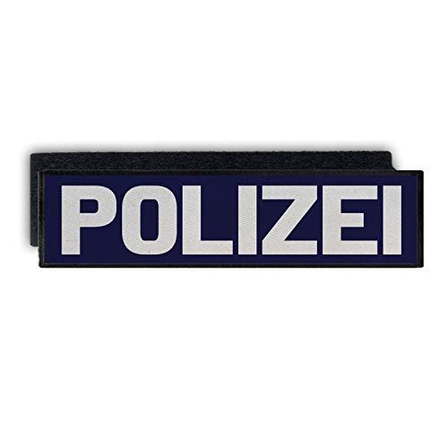 Parche Trasero policía Azul Claro thinblueline Police