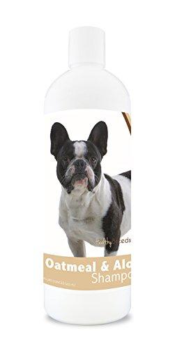 Healthy Breeds French Bulldog Oatmeal Shampoo with Aloe 16 oz
