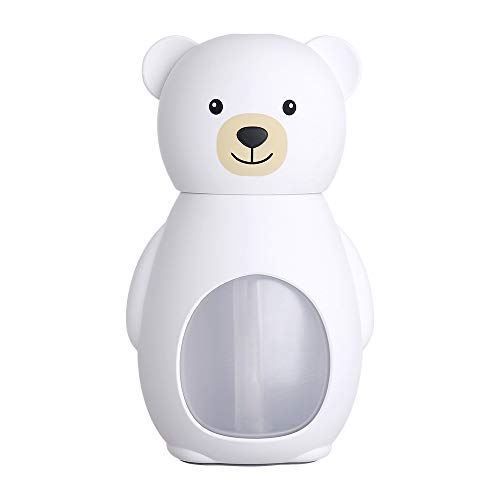 For Sale! YRD TECH Portable Lamp Humidifier Cute Bear LED Diffuser Portable Ultrasonic Aroma Humidif...