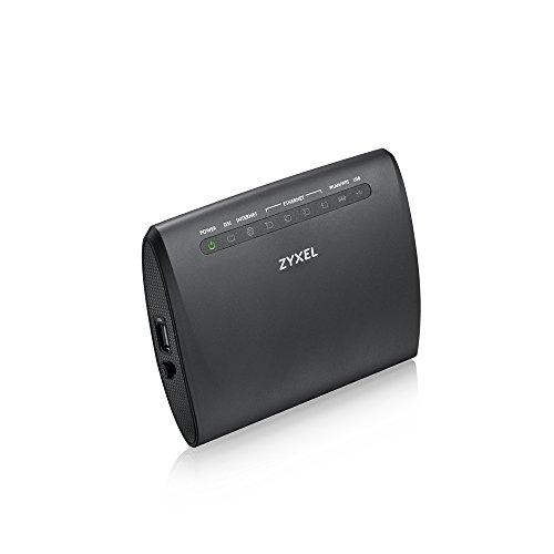 Zyxel Wireless N300 VDSL2 Gateway (4 Ports) – Annex A/POTS [VMG1312-B10D]