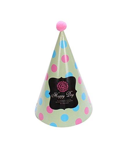 Fournitures [Happy Day] 5Pcs Anniversaire D'enfants Hat Party Party Hat
