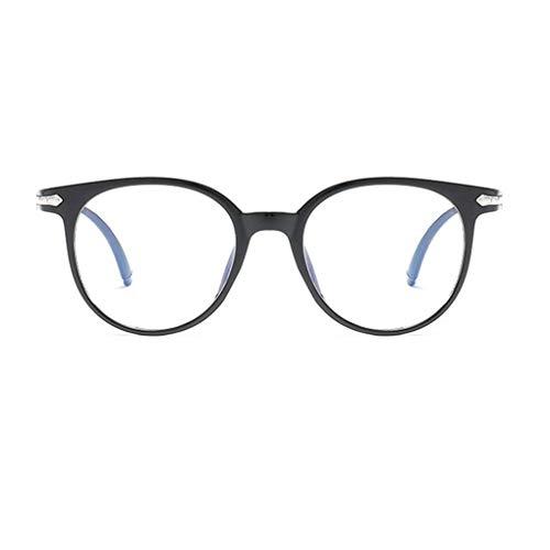 fish El Bloqueo de luz Azul Gafas Anti Fatiga Visual vidrios Decorativos Luz Ordenador Gafas de protección radiológica