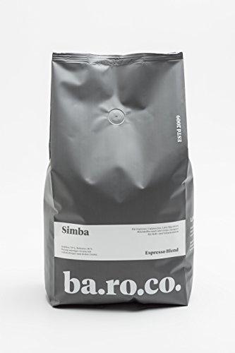 Bavarian Roasting Company - Simba - Espresso 70/30 - 1000 GR - Ganze Bohne