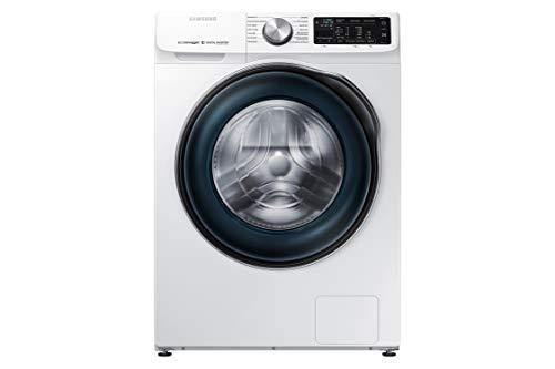 Samsung WW10N645RBW lavatrice Libera installazione Caricamento dall