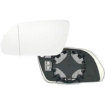 VW Polo 6N1 Ersatzglas Spiegelglas für Spiegel Asphärisch beheizbar Links