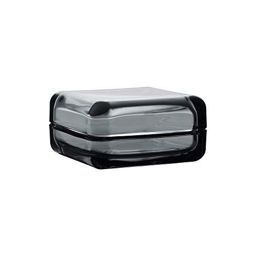 Iittala Vitriini Glas Box 108 x 108 mm grau