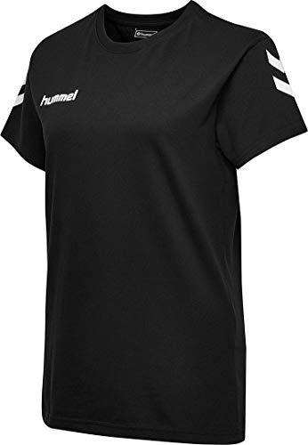 Hummel Damen, Female HMLGO Cotton T-Shirt Woman S/S