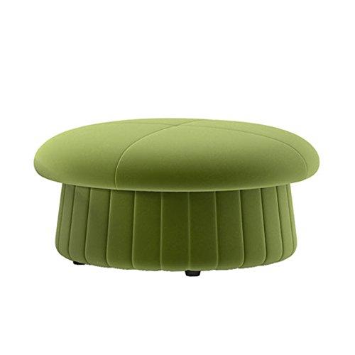 No Band stof grijs sofa vrije tijd kruk creatieve paddenstoelen schoenen kruk voor woonkamer 72 cm x 34,5 cm 406