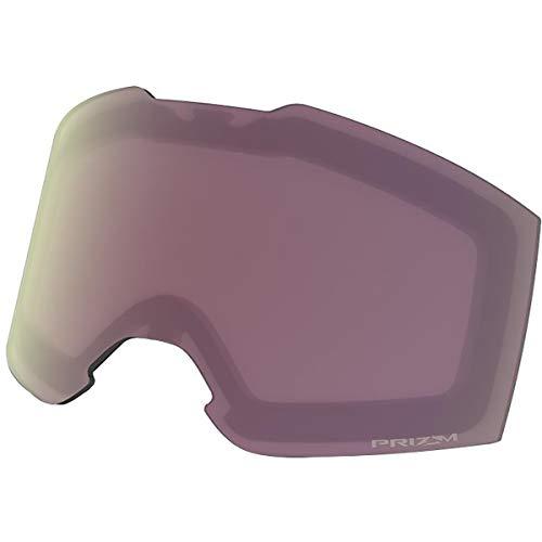 Oakley Unisex Fall Line XM Ersatzsonnenbrillengläser, Prizm Snow Hi Pink Iridium, Einheitsgröße