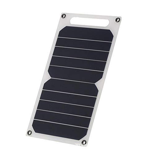 Chargeur solaire, batterie externe portable d'urgence portable, batterie externe haute capacité à charge rapide, utilisée pour les téléphones intelligents, les tablettes, etc.