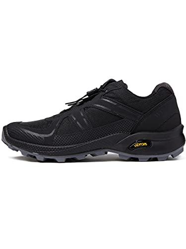 Will's Vegan Shoes Womens WVSport Oakes Cross Running Trainers-5 UK / 38 EU / 7 US Black