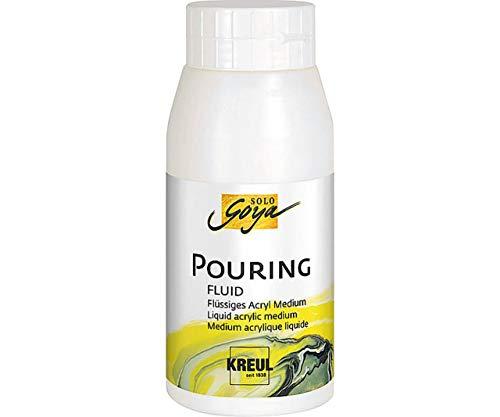 SOLO GOYA Pouring Fluid Acrylic Medium, 750ml