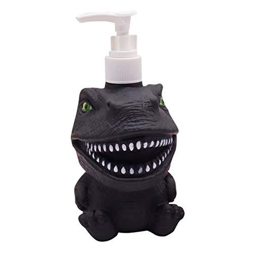 Dispenser di sapone liquido per le mani ricaricabi Dinosaur Panda Pump Sapone Cool Bambini Soap Dispenser Lozione Lozione Shampoo Doccia Doccia Dispenser Adatto per bagni, Controsoffitti da cucina, Ac