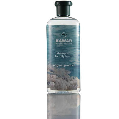 Dead Sea Minerals Shampoo for Oily Hair 400ml Made in Jordan / Mer Morte Shampooing pour cheveux gras 400 ml Fabriqué en Jordanie