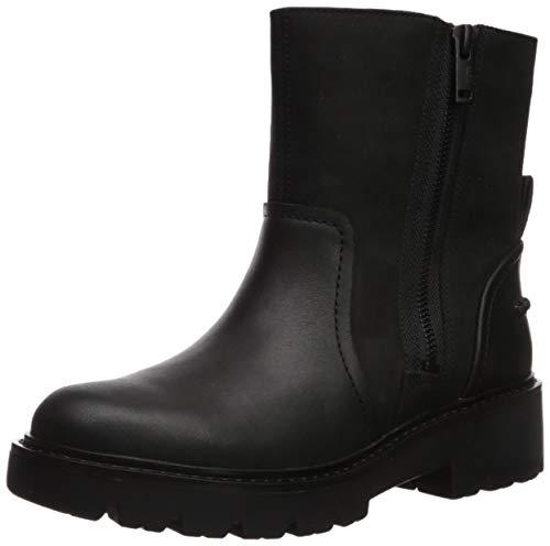 UGG Female Polk Boot, Black, 4 (UK),37(EU)