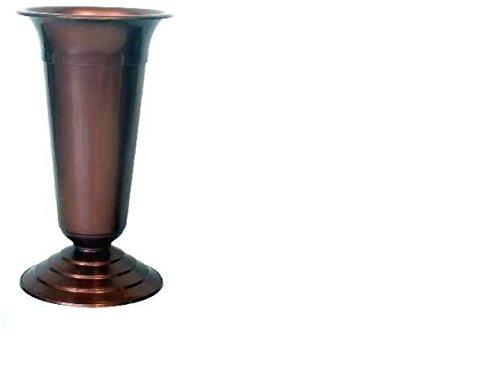 Glooke Selected Selle San Marco Vaso cimitero plastica ramat gr n2 Arredo e Decorazioni casa