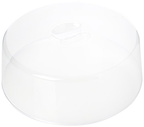 WMF Tortenhaube 30 cm, Haube für Tortenplatte, Acrylglas transparent, spülmaschinengeeignet