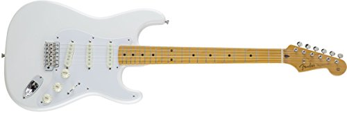 Fender エレキギター MIJ Traditional '50s Stratocaster® Maple Arctic White