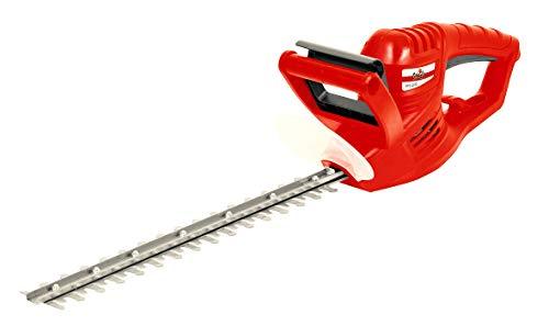 Grizzly Tools Elektro Heckenschere EHS 4500 - Schnittlänge 41 cm - 450 Watt - Sicherheitsschalter - Messerbremse