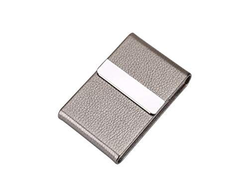 Great Price! HAOYUSHANGMAO Creative Men's Cigarette Case, 7 Sticks of Stainless Metal Flip Cigarette...