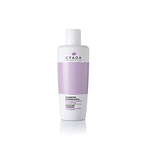Gyada Cosmetics SHAMPOO PURIFICANTE ● CERTIFICATO BIO ● MADE IN ITALY ● 250 ml