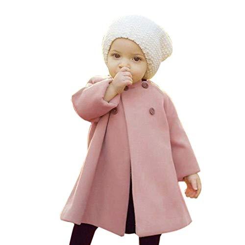 SWNONE Baby Coats Spring Fall Ki...