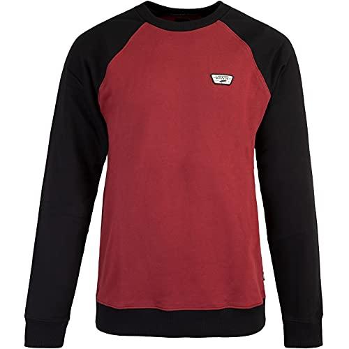 Vans Rutland Sweater Herren (M, Pomegranate)