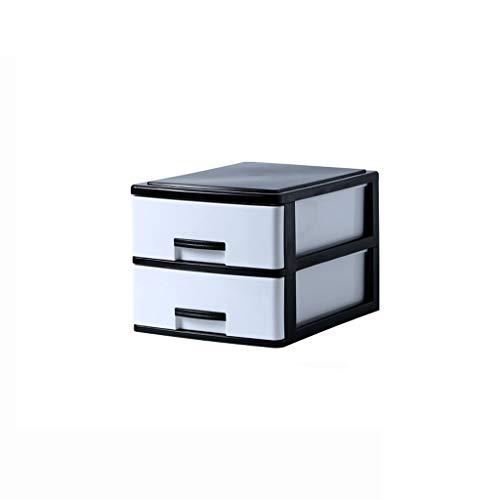 Bureau-opslag bureau-accessoires & opbergruimte desktop-opbergbox kunststof ladekast Office-bestand levert rack eenvoudige trummer opbergdoos