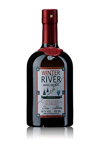 Schmiede Gin - Winter on the River Limited Winter Gin Edition (0,5l | 45% vol.)