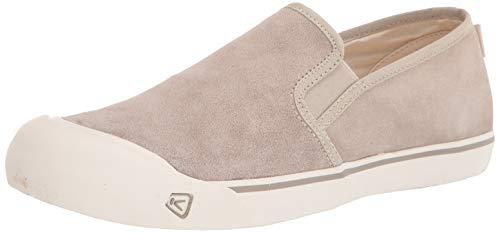 KEEN mens Coronado 3 Low Slip on Hiking Shoe, Dove Grey, 11 US