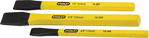 Stanley 16-298 3 Piece Cold Chisel Kit