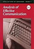 Applications of Grammar 3 Student Book