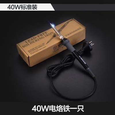 %34 OFF! Soldering Constant temperature electric iron welding soldering iron pen set household high-...