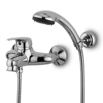 ZUCCHETTI Zetamix 1700 Z17175 Miscelatore monocomando esterno vasca-doccia finitura cromo