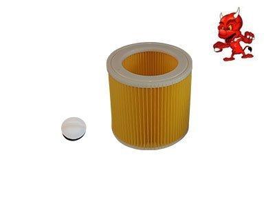 1 Cartouche de Filtre Filtre Rond Lamellenfilter pour Dewalt D27902M