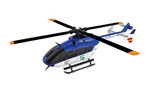 Amewi 25193 EC145 Helikopter Brushless 6 Kanal, RTF Hubschrauber