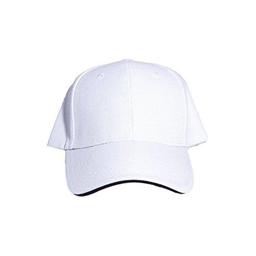 Energystation Unisex Baseball Cap,Einfarbig Basecap,Kappen Baseballmütze,für Kinder Jungen Mädchen