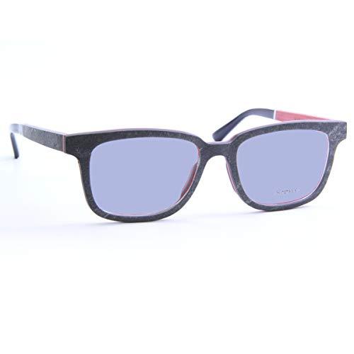 iSTONE Sonnenbrille aus Holz/Echtholzbrille/Holzbrille mit Steinauflage - Modell 04 dunkler Granit in Carmine Rot - für Damen und Herren - UV400 = 100% UV-Schutz - Brillenmanufaktur aus Deutschland