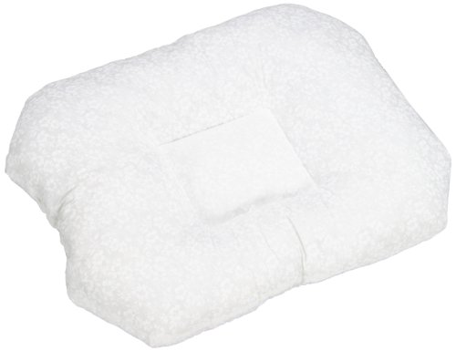 Hermell Products Inc. Hermell Products Pillow, White Allergy-Free Fabric