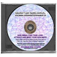 BMV Quantum Subliminal CD Find True Love  Attract and Meet Your Soul Mate  Ultrasonic Subliminal Series