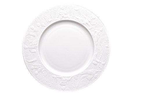 Rosenthal - Zauberflöte Platzteller Weiß Ø 29 cm