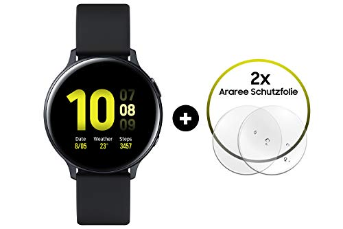 Samsung Galaxy Watch Active2 Aluminium 44 mm (Explorer Edition) schwarz