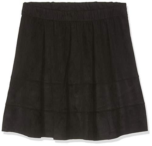 Only Onlanemone S/l Top Wvn Noos Falda, Negro (Black Black), 42 (Talla del Fabricante: Large) para Mujer